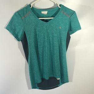 Champion Mens Performax T Shirt Athletic Teal